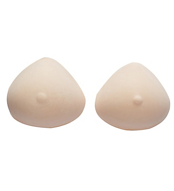 Nearly Me Triangle Foam Breast Forms