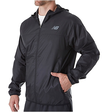 New Balance Windcheater Water Resistant Light Weight Jacket