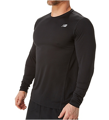 New Balance Accelerate Long Sleeve Performance Shirt
