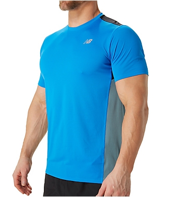 New Balance Accelerate Short Sleeve Performance Shirt