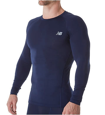 New Balance Challenge Long Sleeve Compression Shirt