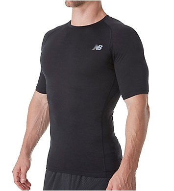 New Balance Challenge Short Sleeve Compression Shirt