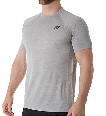 New Balance Tenacity Performance Crew Neck T-Shirt