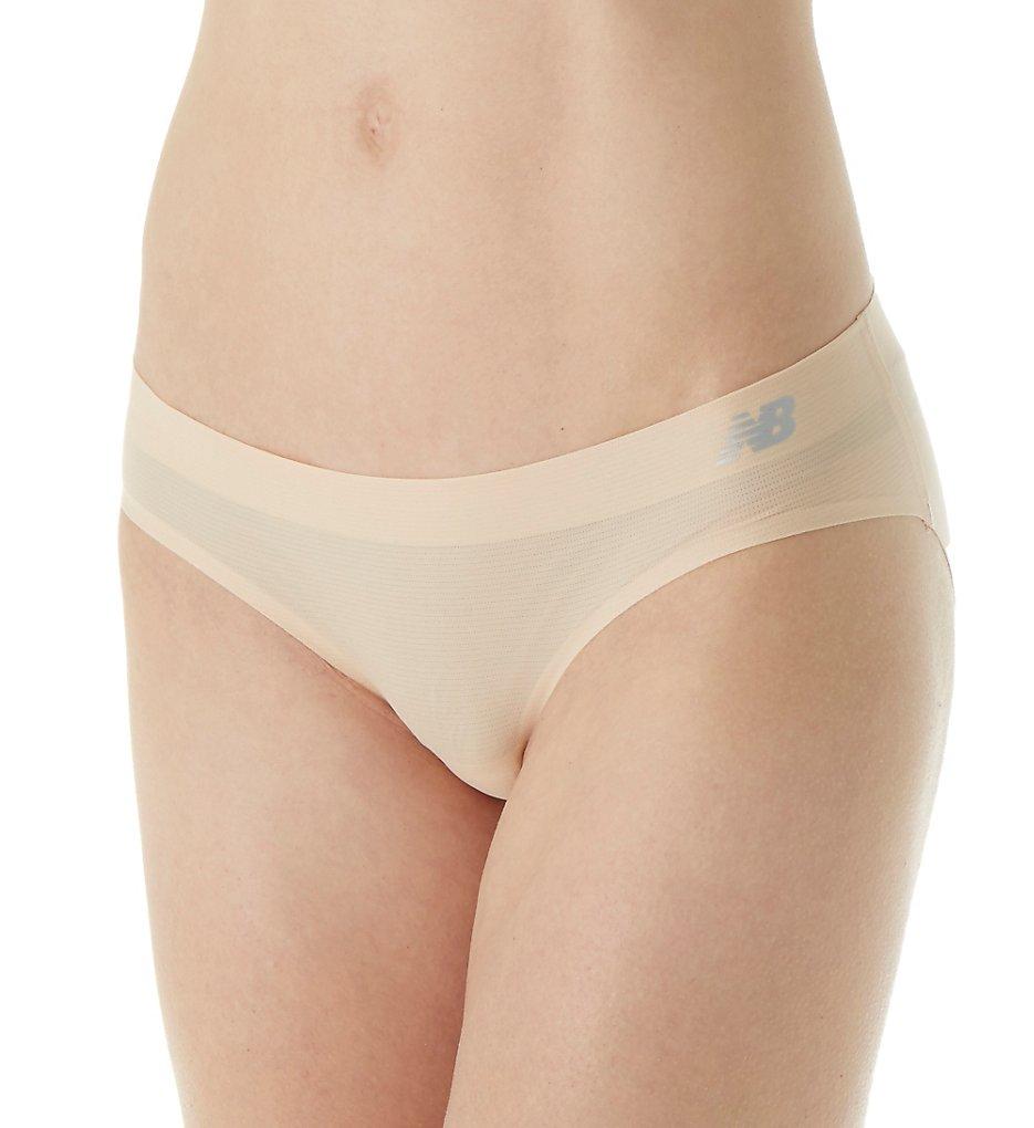 New Balance - New Balance NB1066 Breathe NB Dry Hipster Panty (Nude XL)