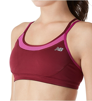 New Balance The Tonic Crop Sports Bra
