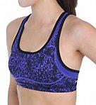 The Shapely Shaper Print Sports Bra