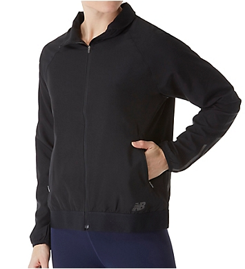 New Balance Accelerate Lightweight Woven Full Zip Jacket