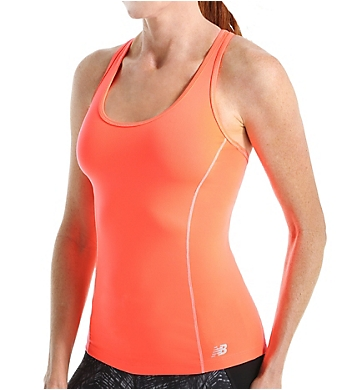 New Balance NB Dry Get Back Racerback Built In Bra Tank
