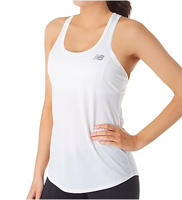 New Balance Accelerate NB Dry Long Racerback Tank