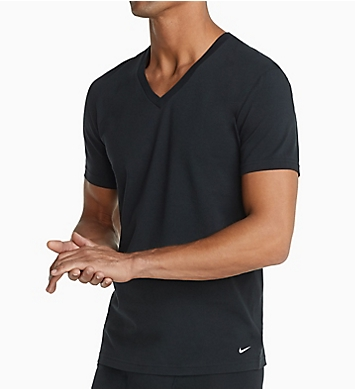 Nike Everyday Stretch V-Neck T-Shirts - 2 Pack