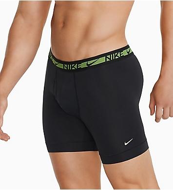 Nike Flex Max Stretch Boxer Briefs - 3 Pack