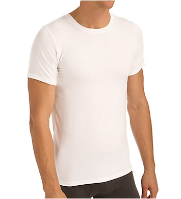 Obviously Essence Crew Neck Short Sleeve Undershirt