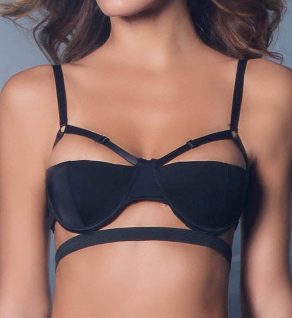 Oh La La Cheri Bandage Push-Up Bra