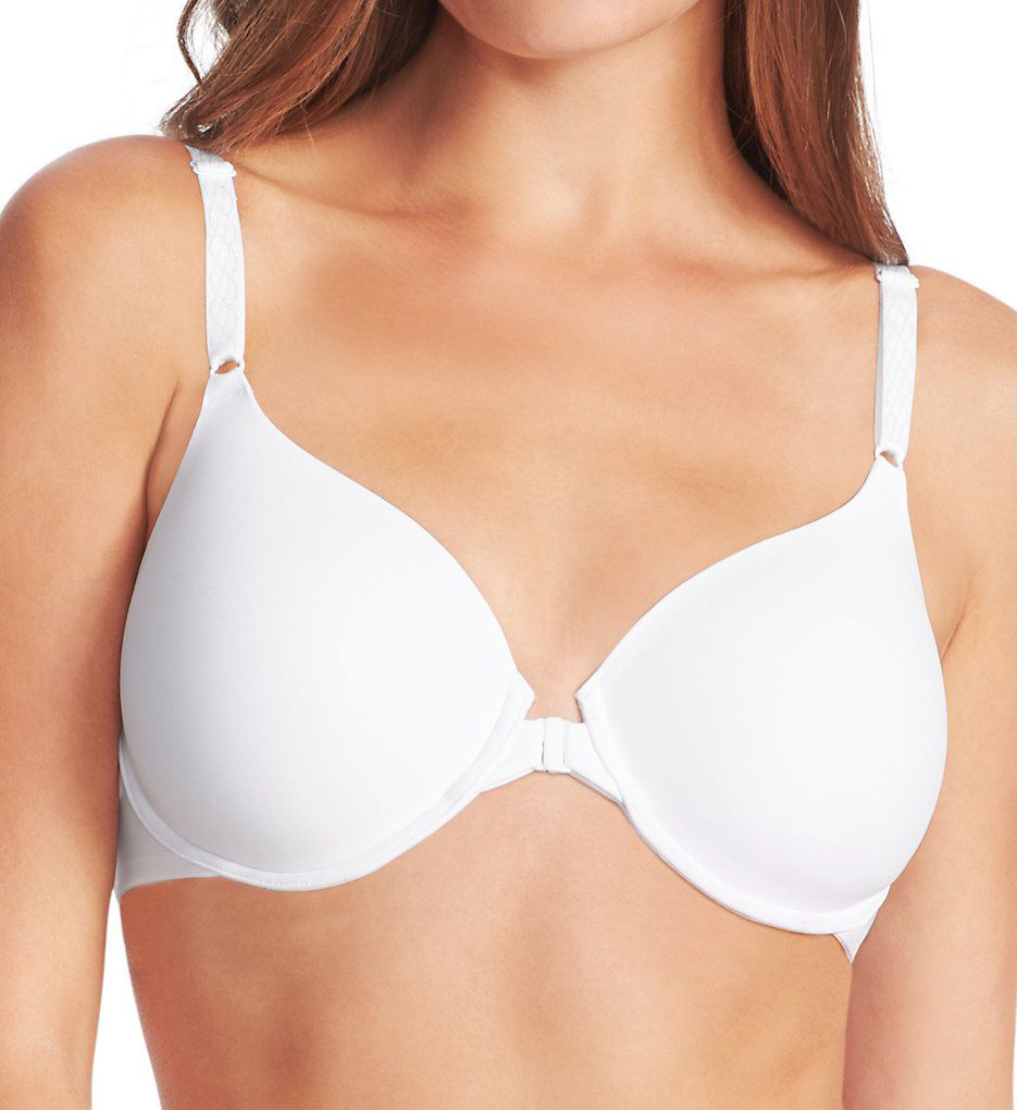 Olga To A Tee Front Close Bra