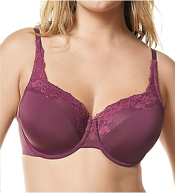Olga Cloud 9 Lace Underwire Contour Bra