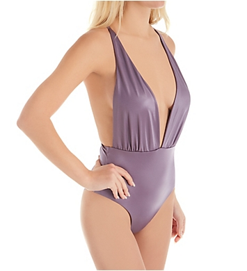 OndadeMar Provence Plunge One Piece Swimsuit