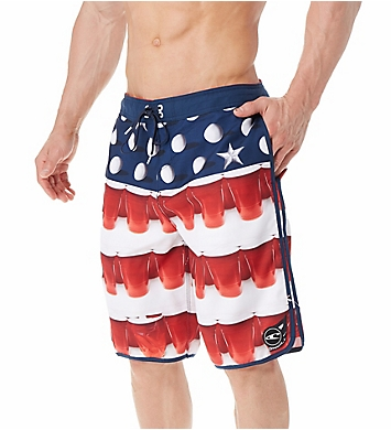 O'Neill Beerpong Scallop 24/7 Boardshort