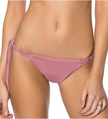 O'Neill Malibu Solids Macrame Tie Side Swim Bottom