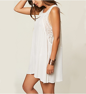 O'Neill Addison Crinkle Gauze Cover Up Dress