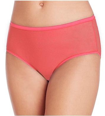 OnGossamer Gossamer Mesh Modern Brief Panty