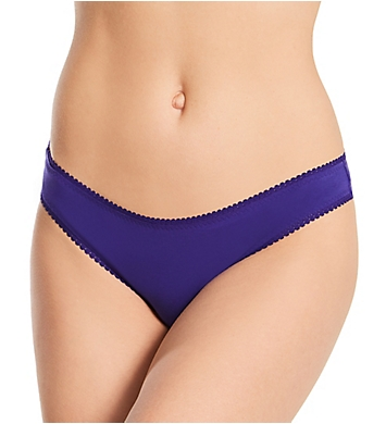 OnGossamer Cabana Cotton Hip Bikini Panties