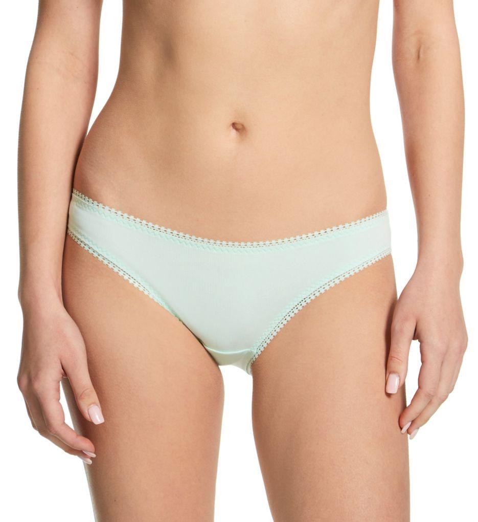 OnGossamer Cabana Cotton Hip Bikini Panties