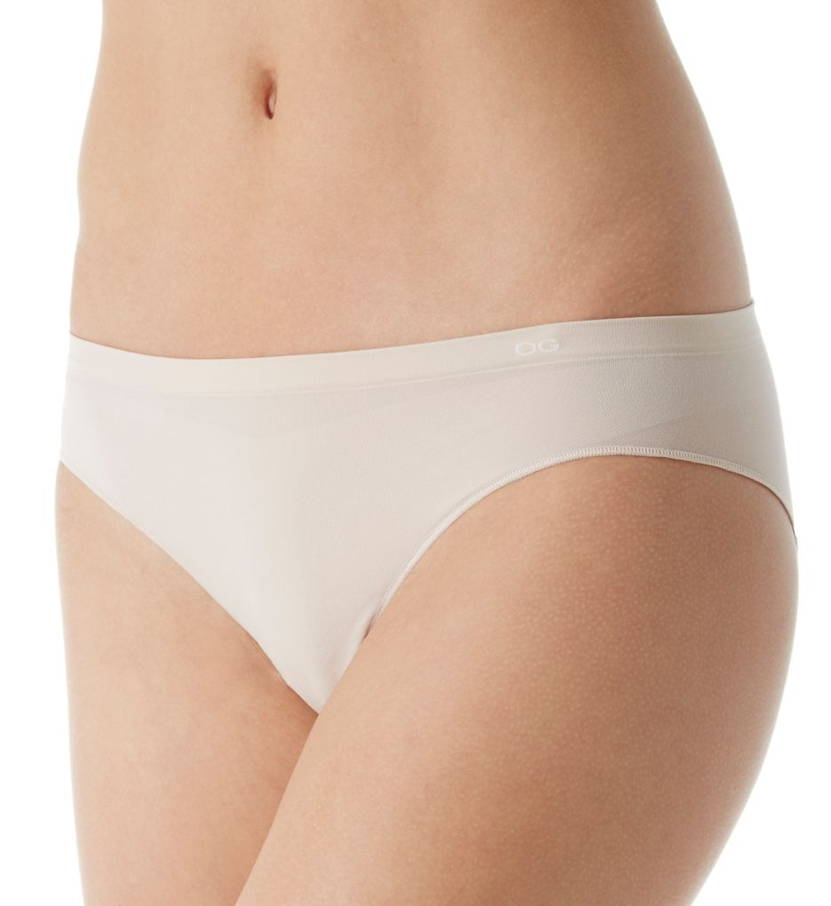 OnGossamer Beautifully Basic Bikini Panty