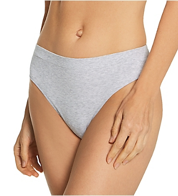 OnGossamer Cabana Cotton Thong Panty
