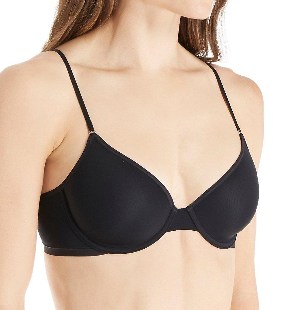 OnGossamer : OnGossamer G4170 Next to Nothing T-Shirt Bra (Black 32D)