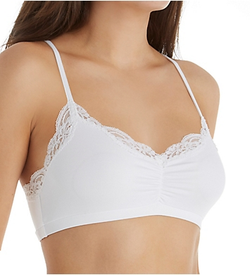 Only Hearts Delicious with Lace Ruched Front Bralette