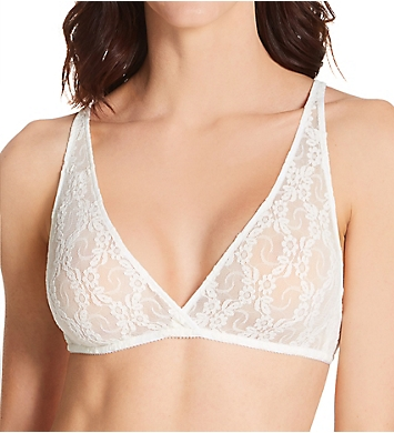 Only Hearts Stretch Lace Hi Point Bralette