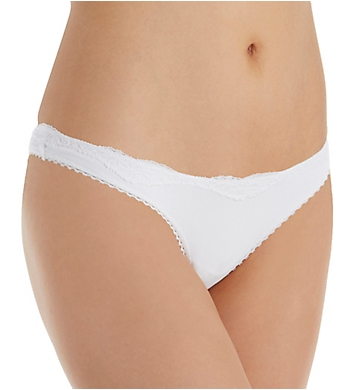 Only Hearts Delicious with Lace Low Rise Thong