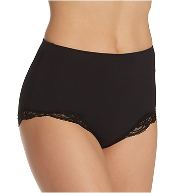 Only Hearts Delicious High Waist Brief Panty with Lace