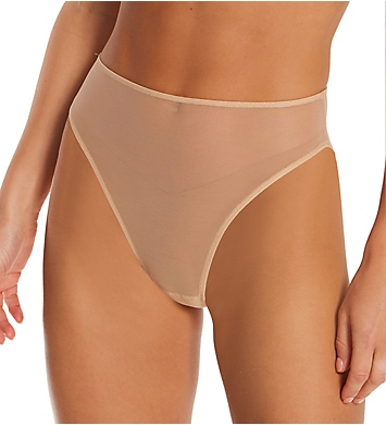 Only Hearts Whisper High Cut Brief Panty