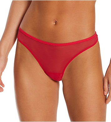 Only Hearts Whisper Basic Thong Panty