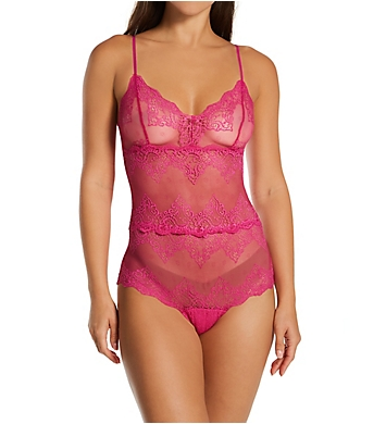 Only Hearts Lace Cheeky Bodysuit