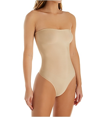 Only Hearts Second Skins Strapless Bodysuit
