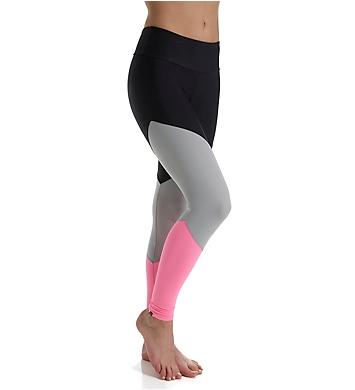 Onzie Color Block Mid Rise Track Legging