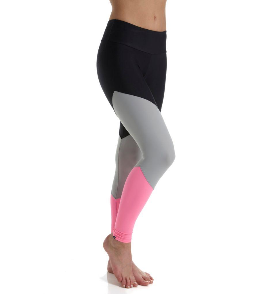 Onzie Color Block Low Rise Track Legging