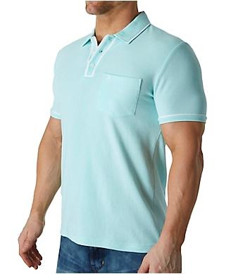 Original Penguin Earl Heritage Slim Fit Short Sleeve Polo Shirt