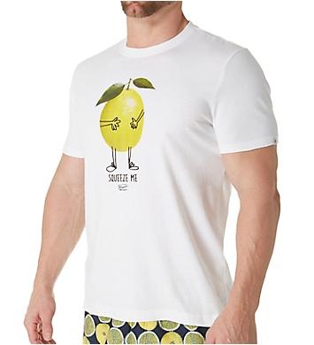 Original Penguin Squeeze Me Lemon Print T-Shirt
