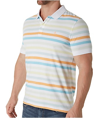 Original Penguin Vintage Bright Stripes Polo
