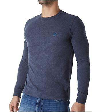 Original Penguin Reversible Long Sleeve Sweater