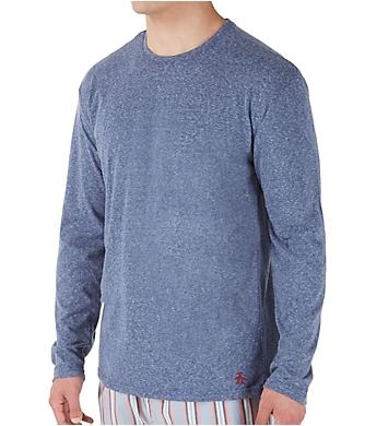 Original Penguin Long Sleeve Lounge Shirt