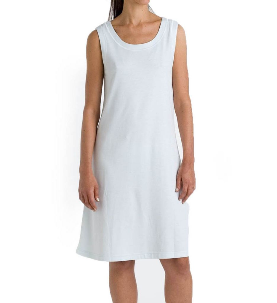 P-Jamas Knee Length Butterknits Nightgown