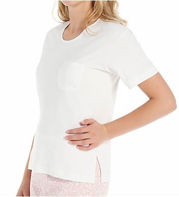 P-Jamas Encaje Butterknits Short Sleeve Top