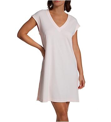 P-Jamas Butterknits V-Neck Cap Sleeve Nightgown