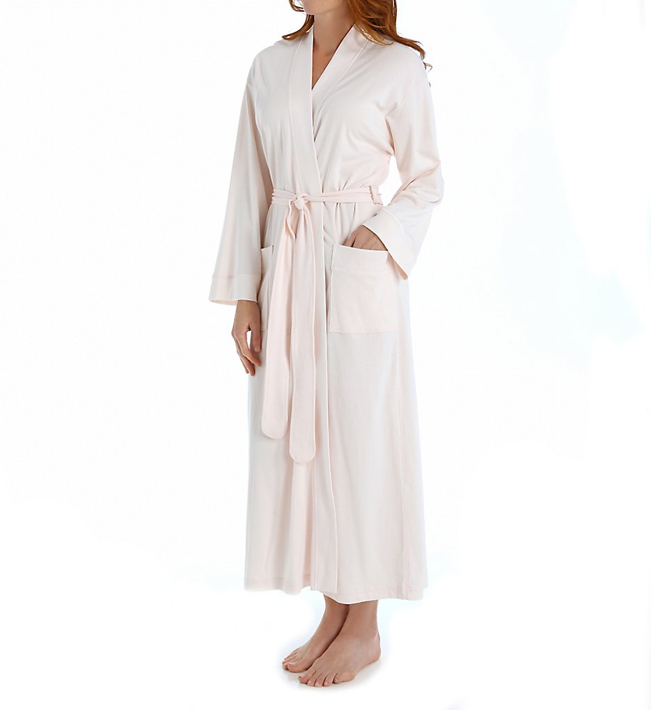 156a76de12f P-Jamas Butterknits Long Wrap Robe 355660 - P-Jamas Sleepwear