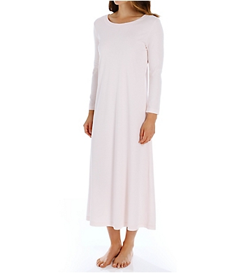 P-Jamas Butterknits LS Long Gown