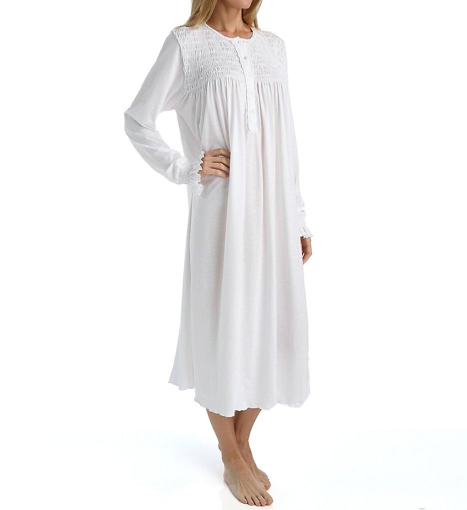 P-Jamas Heirlooms Smocked Gown Silvia - P-Jamas Sleepwear d71b9efd8